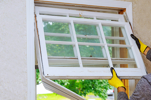 the cost of replacing a window