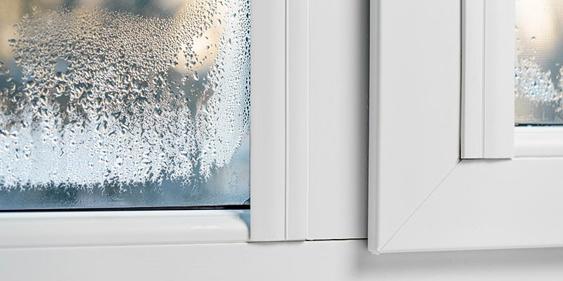 how to identify window seal failure