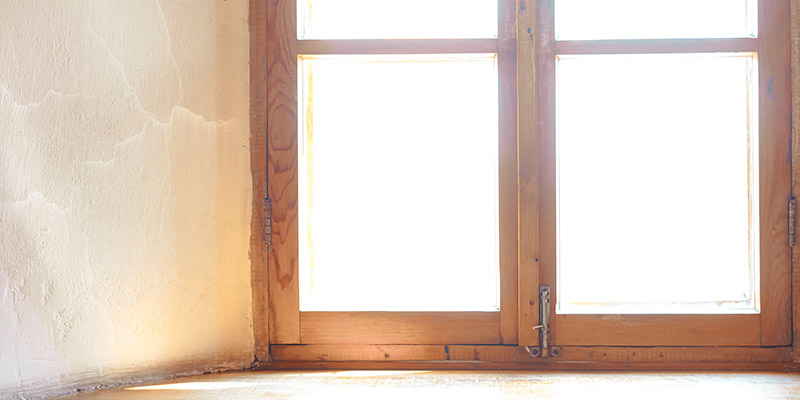 repurpose old windows on a practical and sustainable way