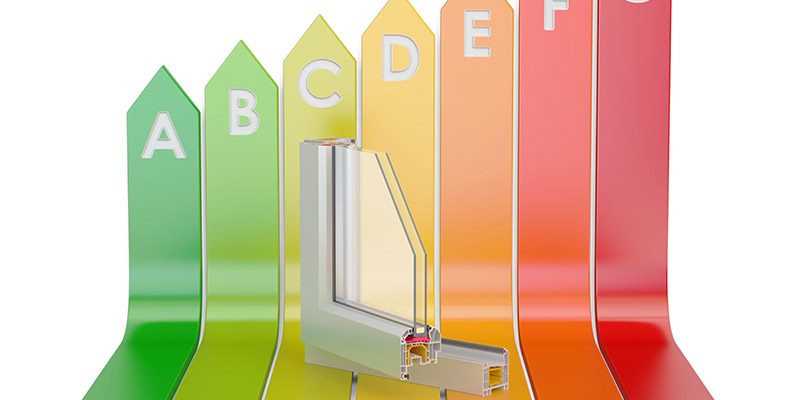energy cost savings with argon gas windows