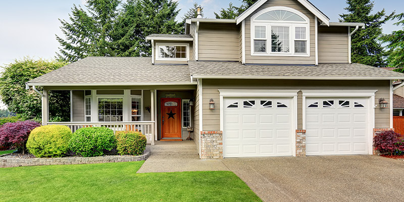 inviting and improved curb appeal