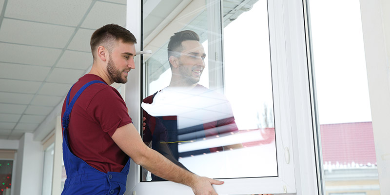 professional window installers