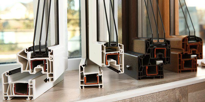 types of window materials