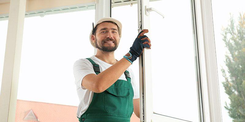 window company installing new windows