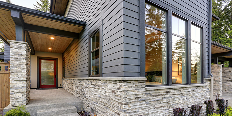 windows with high curb appeal