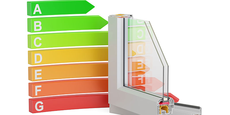 energy efficiency and vinyl windows